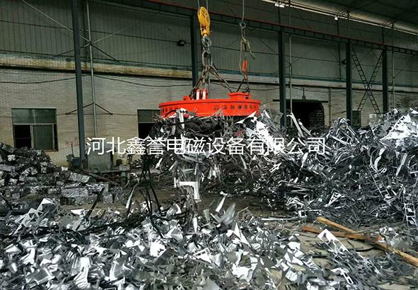 MW5-150L/1起重电磁吸盘厂家,电磁吸盘参数,山东厂家价格低