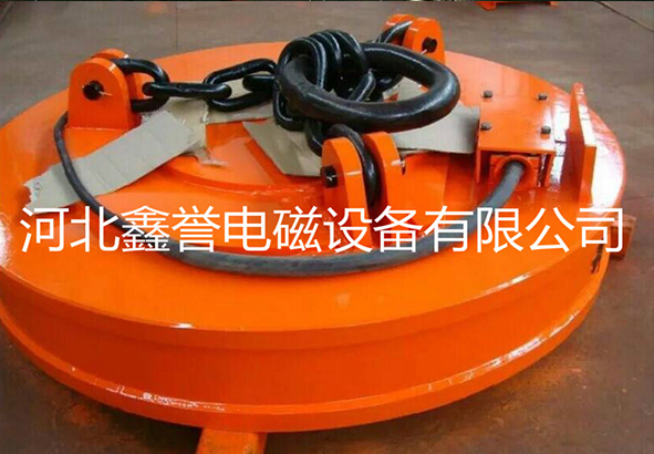 MW5-130L/1耐高温起重电磁吸盘参数,供应全国 价格最低,厂家