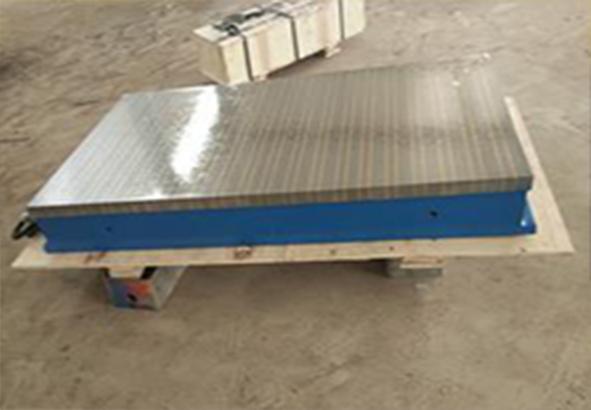 河北强力电磁吸盘厂家X91 600*1200